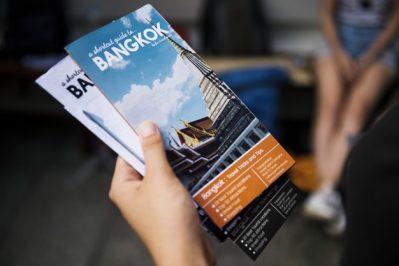 Brochures Reizen